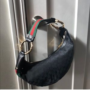 Authentic Gucci Halfmoon bag